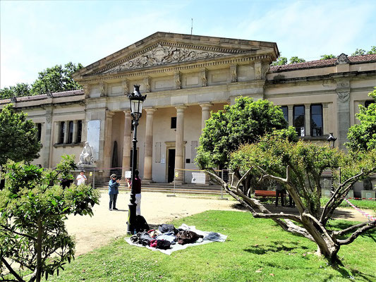 Das frühere Museum der Geologie (Museu Martorell)