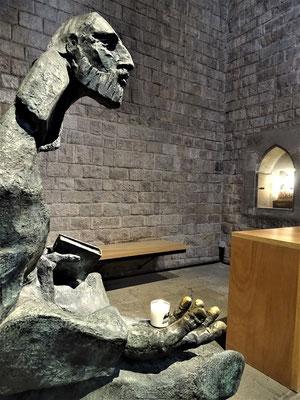 Die Kapelle des Ignatius von Loyola