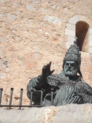 "Papst Benedikt XIII. ""Papa Luna"""