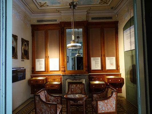Casa Garriga Innenraum