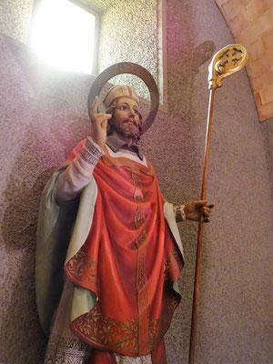 Der Schutzpatron der Kirche - Sankt Martin als Bischof