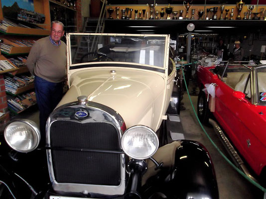 und alte Automobile
