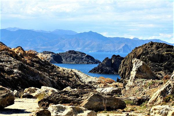 Auf dem Weg vom Paratge de Tudela zur Cala Culip (Bild: © www.cadaques.cat)