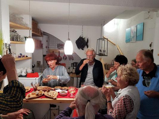 """""""Party"""" im Hause Janzen"""