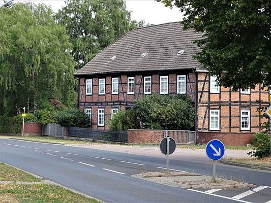 Die alte Poststation in Beinum