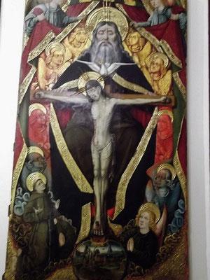 oder diese göttliche Dreieinigkeit
