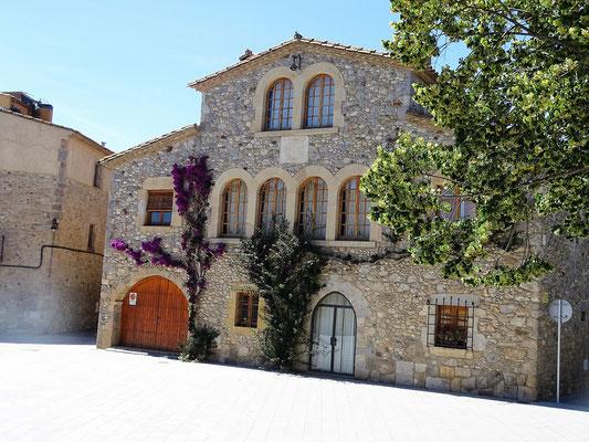 Can Miquelò - eines der Herrenhäuser aus dem 16/17. Jh. (renoviert)