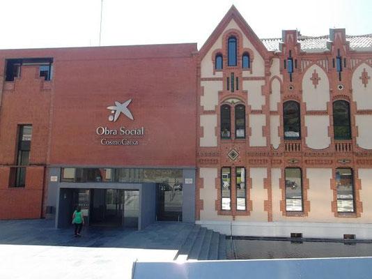 Wissenschafts-/Naturkunde-Museum CosmoCaixa