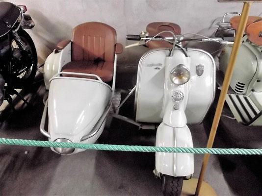 Alte Lambrettas