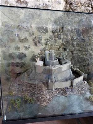 Die gotische Burg (14. Jh.)