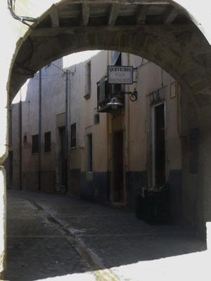 Tor zum alten Dorf