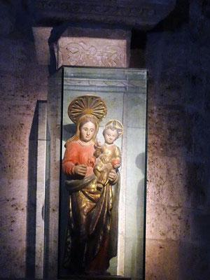 Maria, Patronin der Kirche