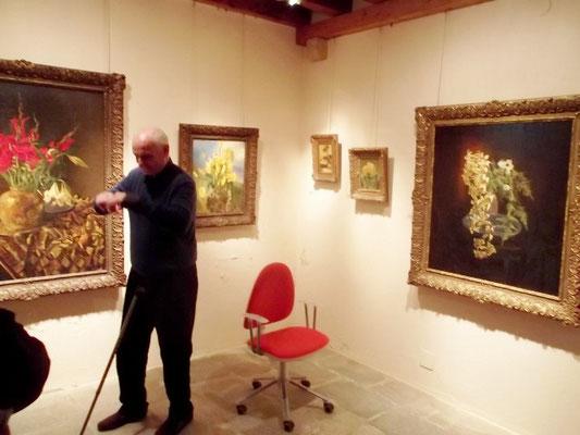 Herr Bueler - ein passionierter Deuter seiner Bildersammlung