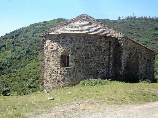 Santa Maria wurde im 12. Jh. errichtet