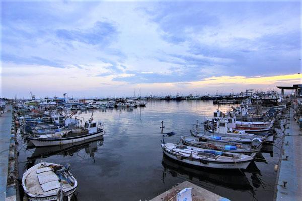Fischereihafen von R.
