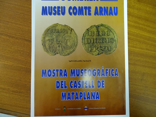 Dann geht´s zum Museum des Grafen Arnau und der Burg Mataplana