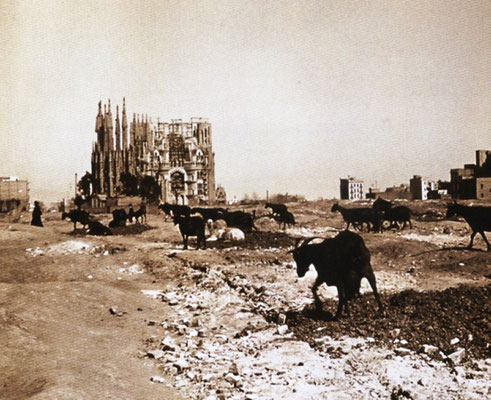 Sagrada Familia 1915
