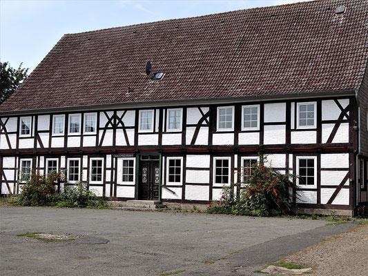 """War dieses Haus der  Beinumer """"Krug"""", in dem Karl und seine Begleiter speisten?"""