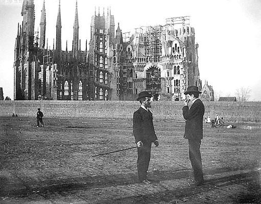 Sagrada Família 1905