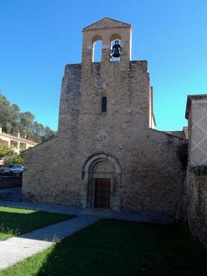 Vor der Kirche Santa Maria
