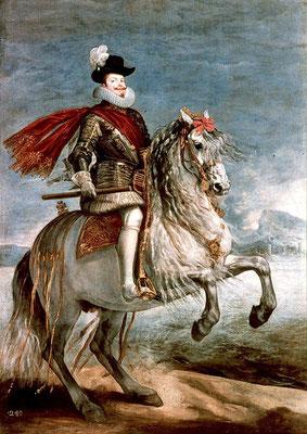 Velásquez: Philipp III.