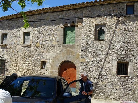 Rectoria (Pfarrhaus) aus dem 16./17. Jh.