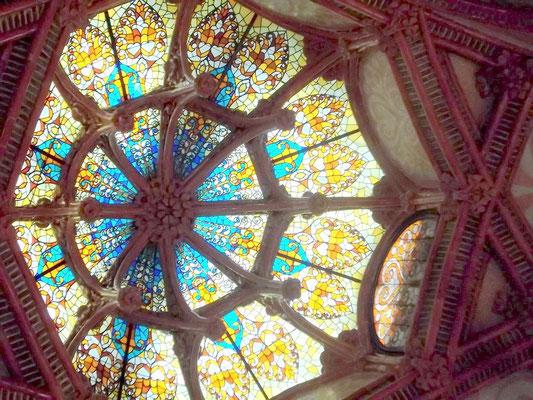 Das Buntglasfenster