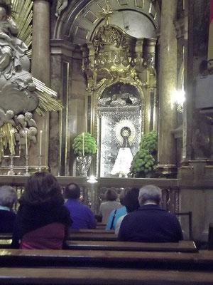 Kapelle der Pilar
