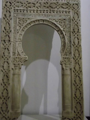 Ein arabisches Portal