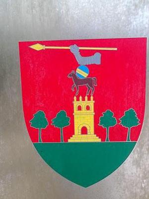 Das Wappen der Fundació Perramon