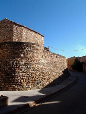 Die alte Mauer