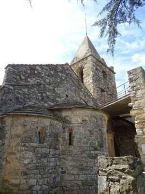 Wallfahrtskirche Sant Metges