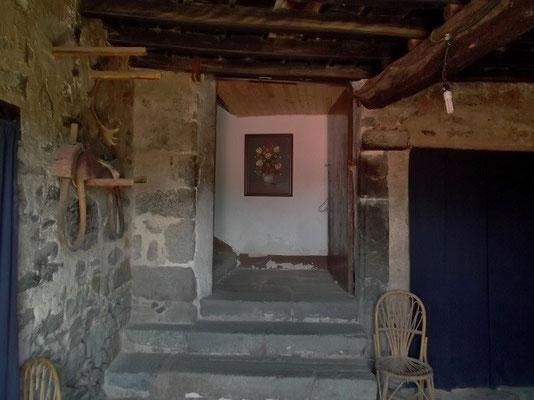 Eingang zum Can Nou