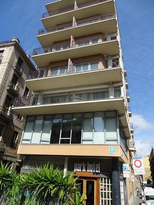 Dies ist das Vorbild für das im Roman beschriebene Hotel, das Marisol für Hendrik ausgesucht hat