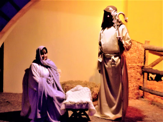 Geburtsszene