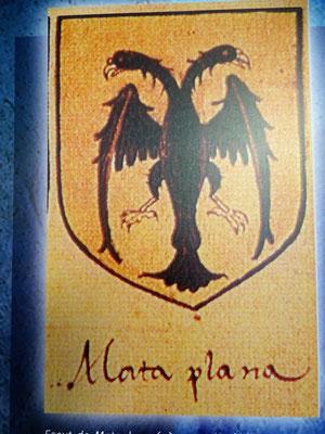 Wappen der Adligen von Mataplana