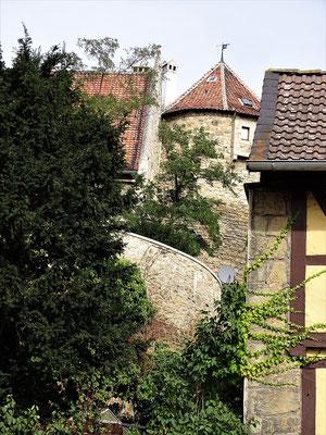Turm des Schlosses