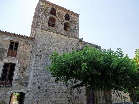Kirche Santa Eulàlia in Crespià