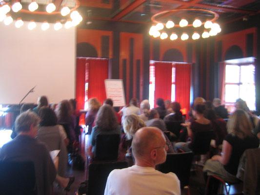 Teilnehmer Vortrag Messe Bergisch Gladbach
