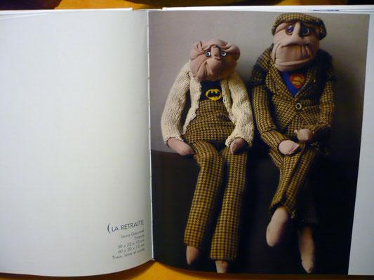livre crazy toys, les vieux.