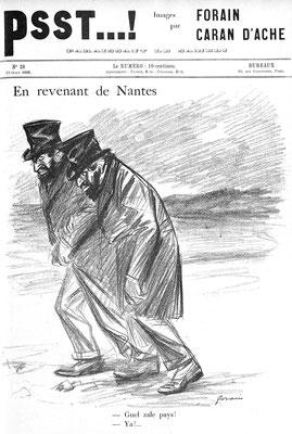 28 En revenant de Nantes