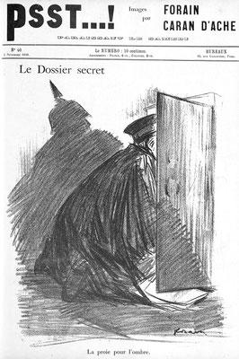 40 Le dossier secret
