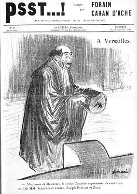 17 A Versailles