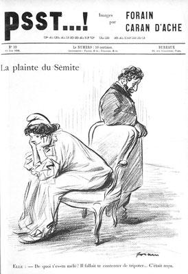 19 La plainte du Sémite