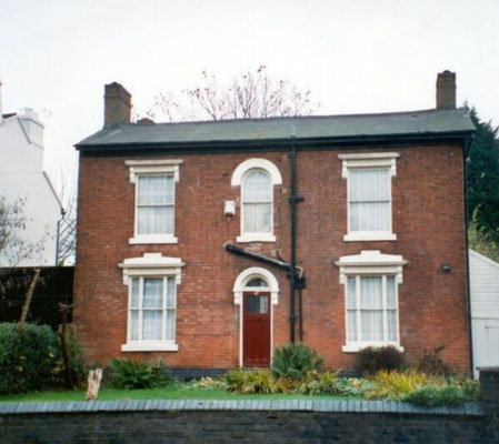 1860s house, Shirley Road