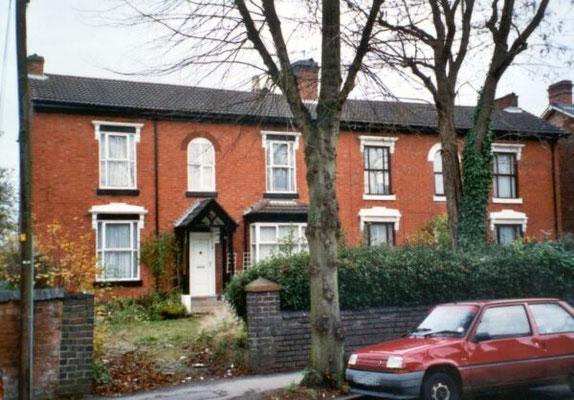 Houses on Botteville Road, ? 1860s