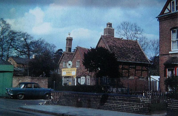 Mary's Dog Parlour, 1960s, Fieldgate Farm (Stanley Jones)