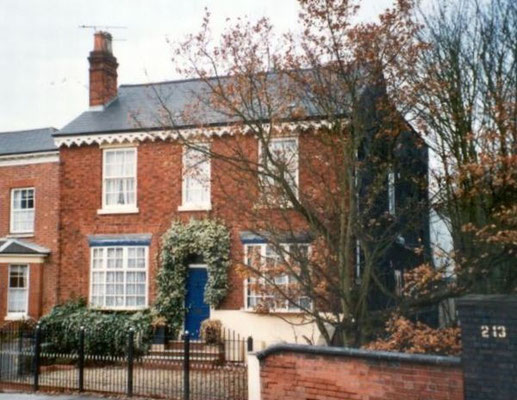 1850s residence, Sherbourne Road (? The Stationmaster's house)