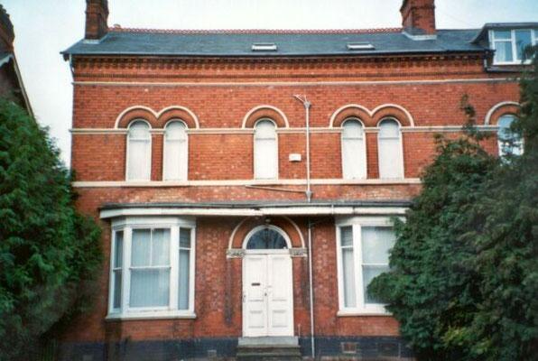 House on Flint Green Road, c. 1885