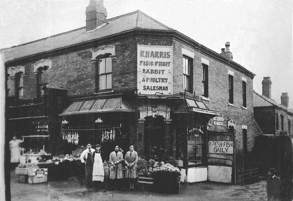 Harris's Store. c. 1935 (donated to the Society)